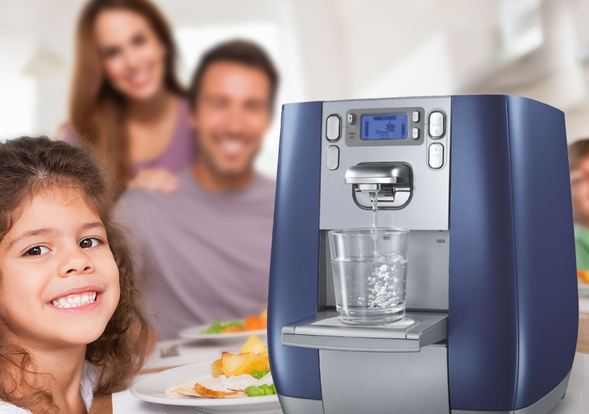 לשתות מים כמו שמים צריכים להיות – מטהר המים MAZE לברי המים תמי4